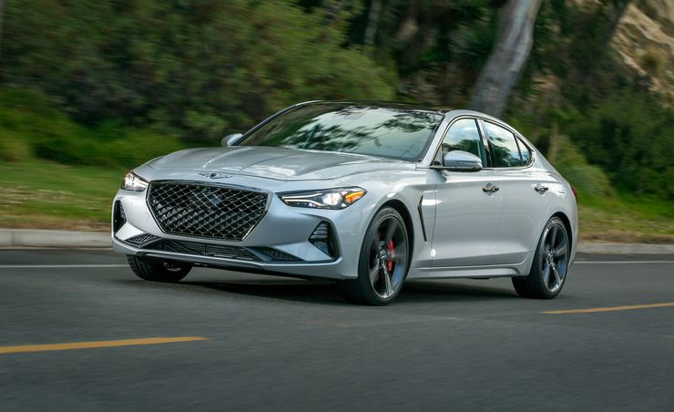 2019 Genesis G70: A New Brand, a New Car, and Maybe a Threat to the German Cartel