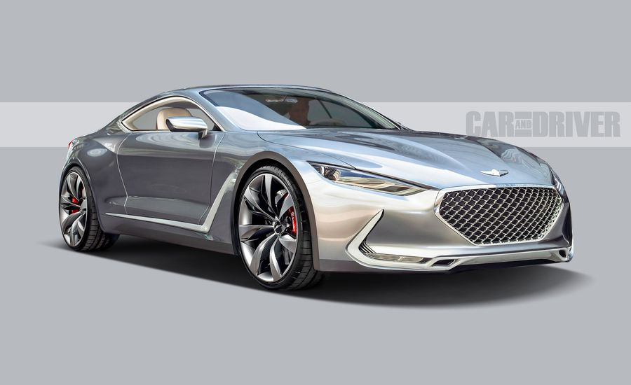 2021 Genesis GT90: A Top-Tier Coupe to Steer the Brand