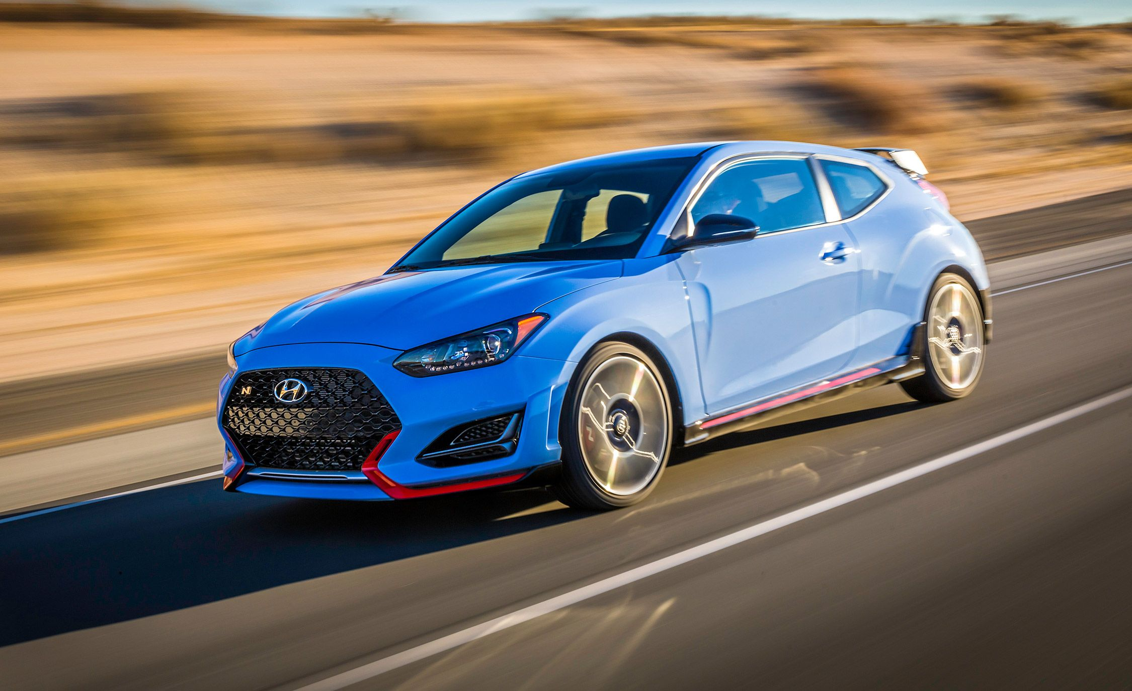 Hyundai Veloster N Reviews Price Photos And Specs Car Driver