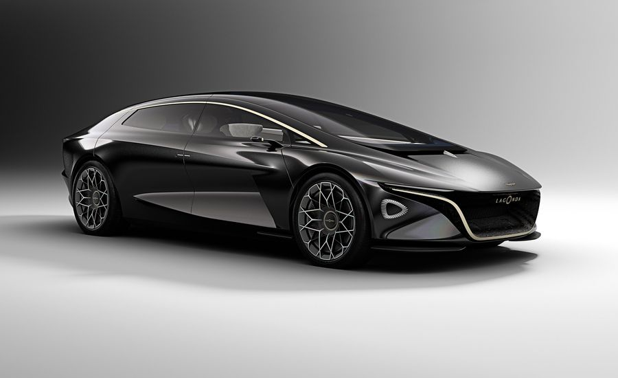 2021 Lagonda Sedan: Aston's New Brand Aims to Provide EVs to the Upper Crust