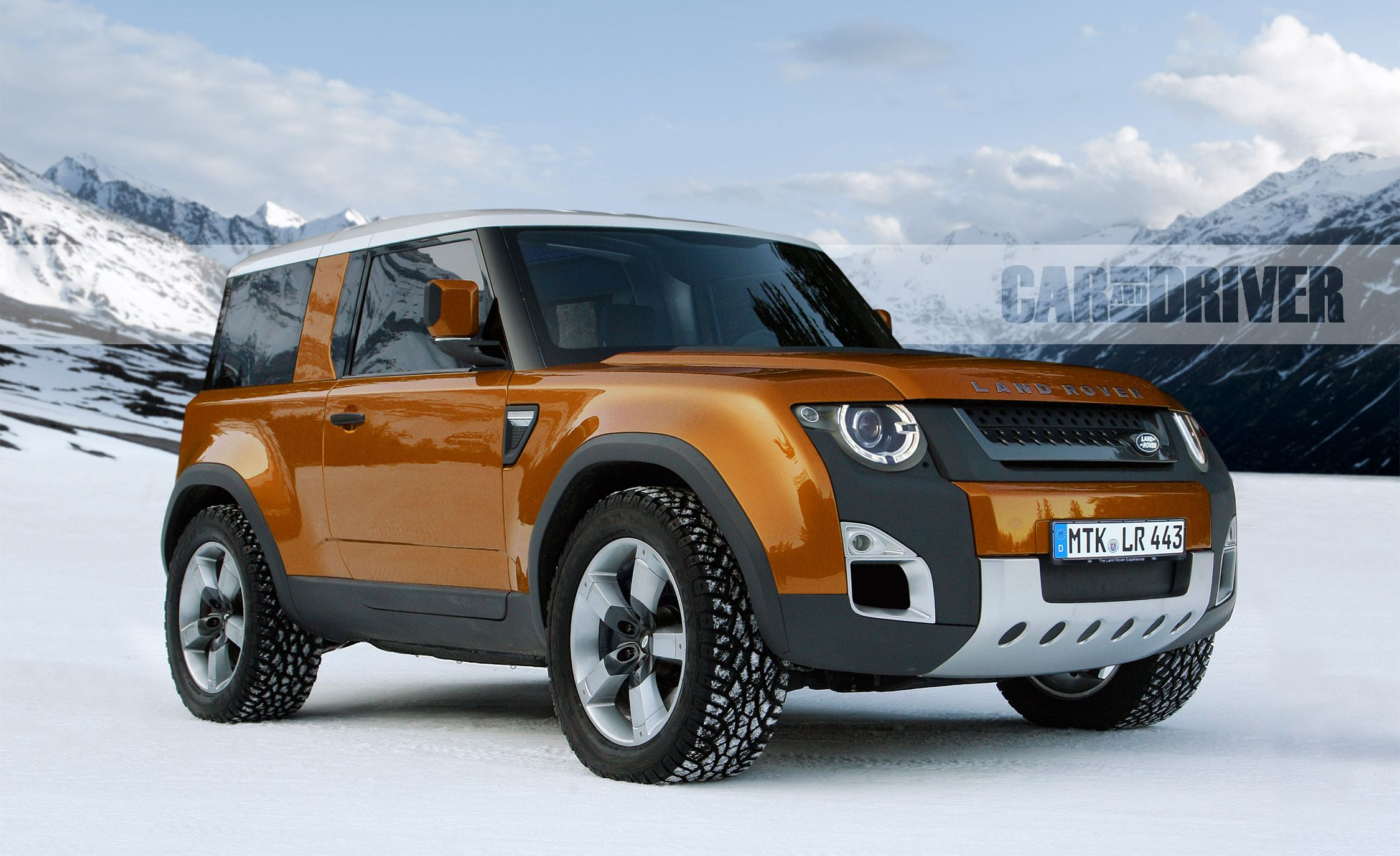 2020 Land Rover Defender: Mixing Tradition with Modernity ...