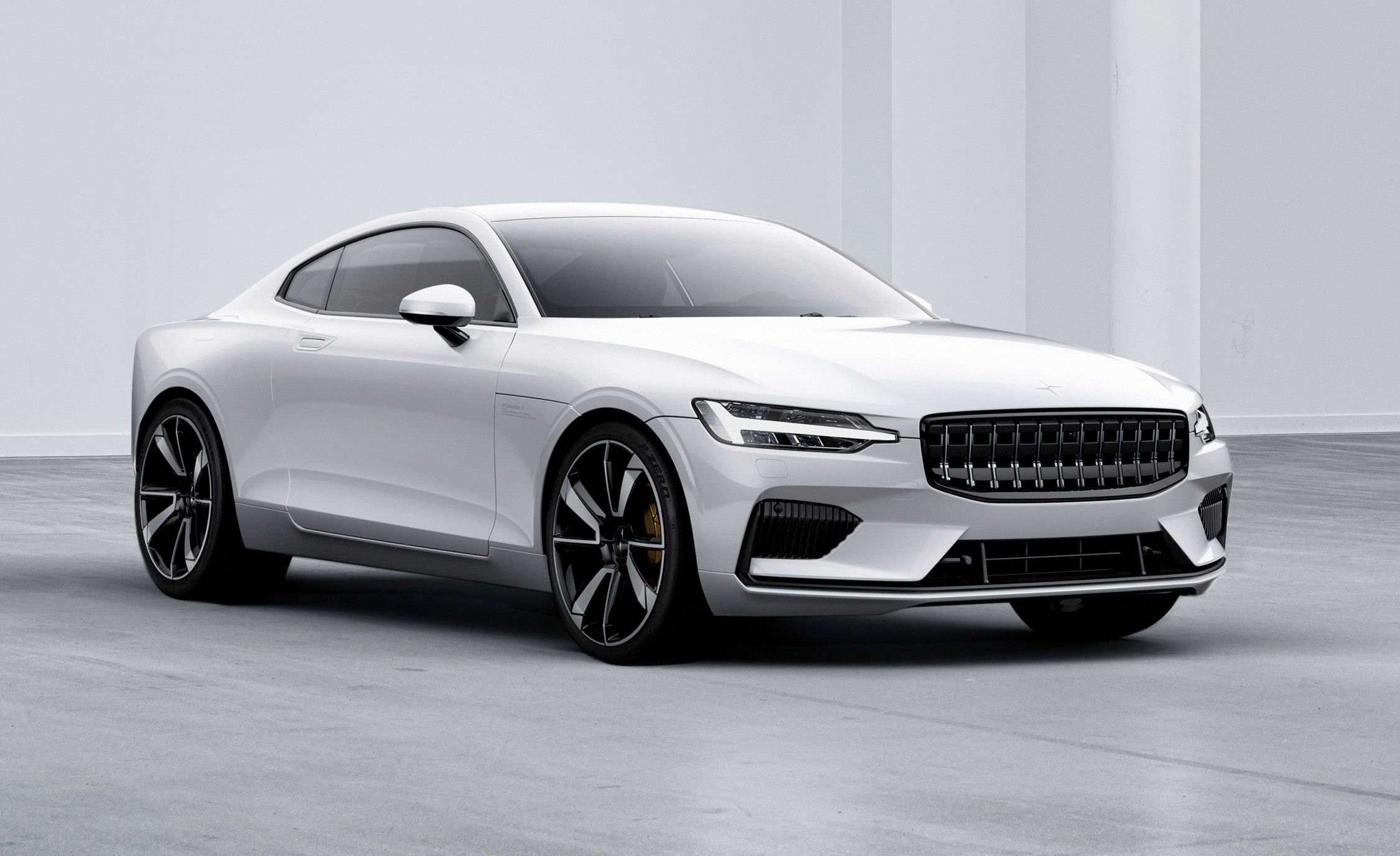 2020 Polestar 1: Swanky, Swedish, and Just the Beginning