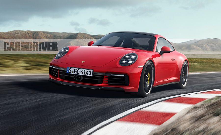 2020 Porsche 911: A Careful Redesign of a Legend