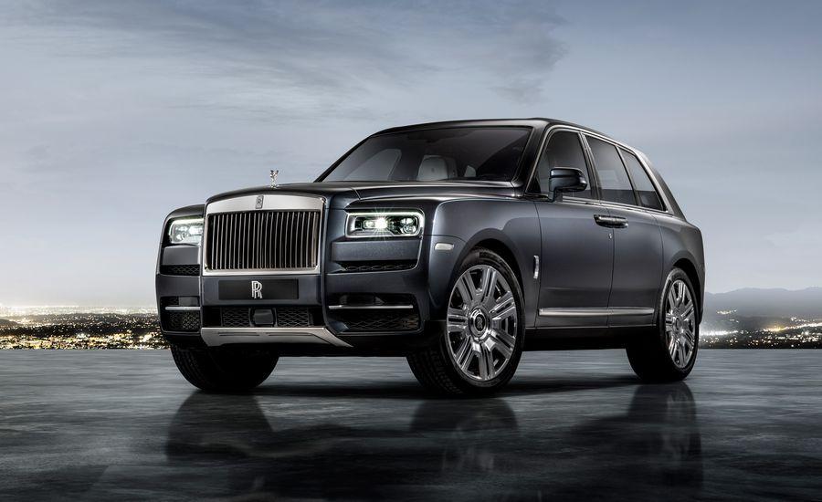 2019 Rolls-Royce Cullinan: The Hyperluxury SUV to Rule Them All