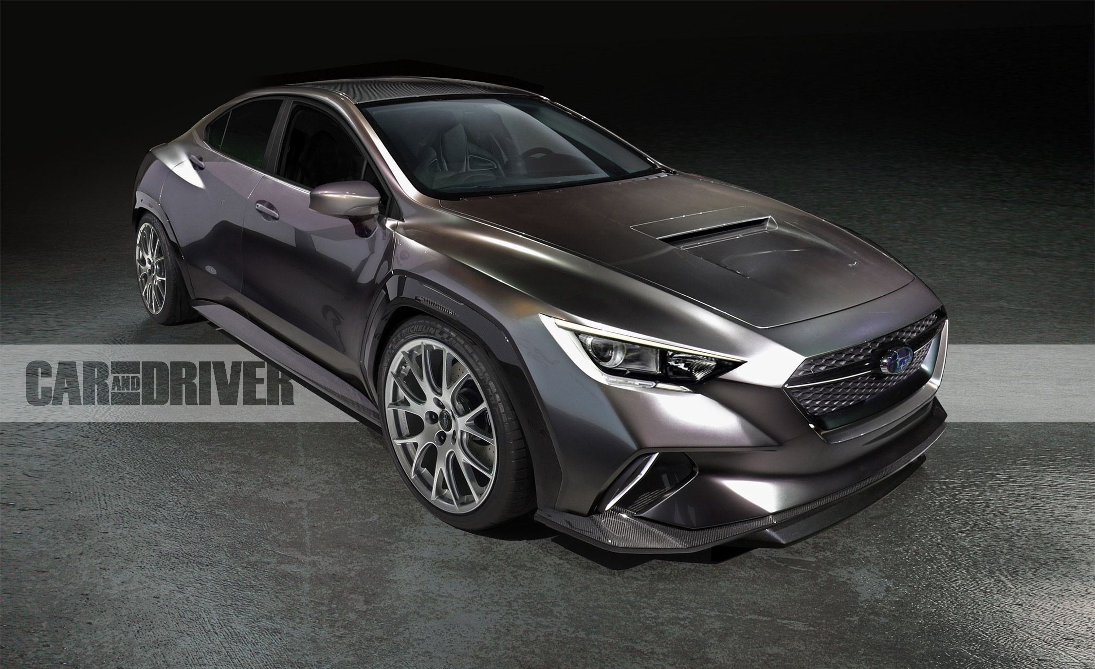 2020 Wrx Sti >> 2020 Subaru WRX: This Could Be Its Most Important Redesign Yet | 25 Cars Worth Waiting For | Car ...