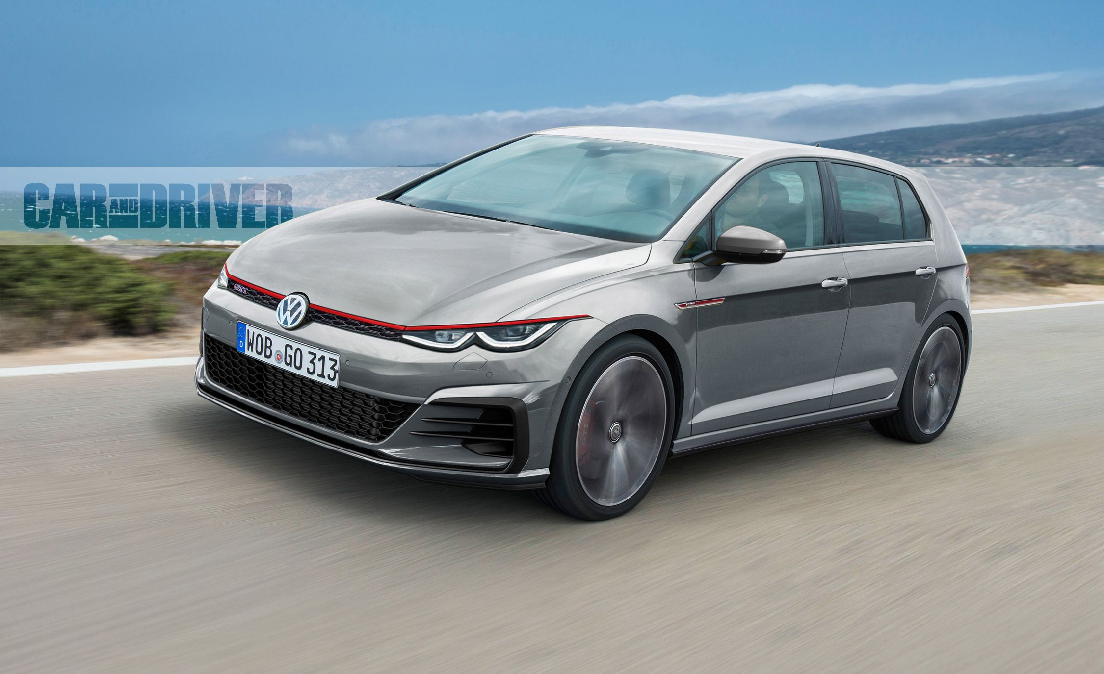 2020 Volkswagen Golf GTI: We Expect Nothing Short of Hot-Hatch Greatness | 25 Cars Worth Waiting ...