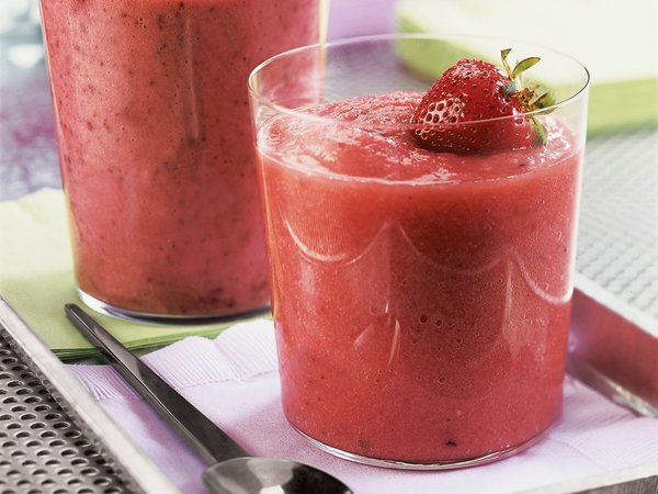 Berry Good Workout Smoothie