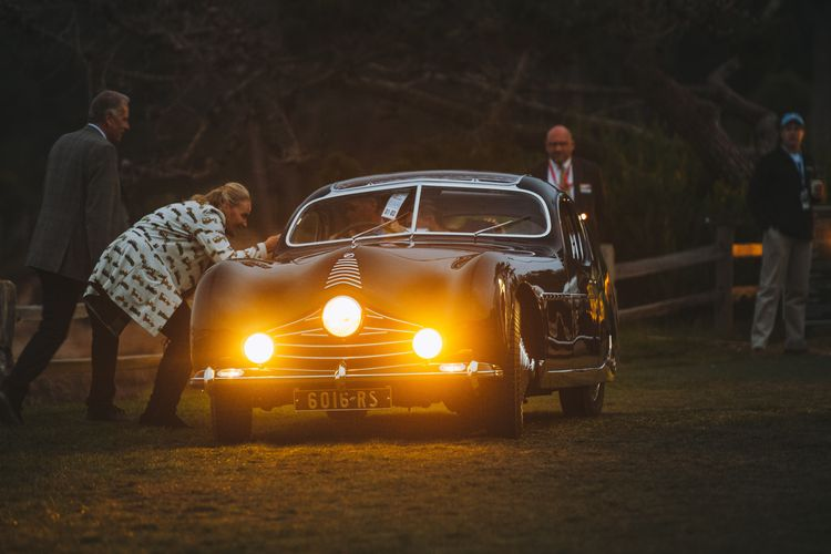 The Pebble Beach Concours d'Elegance Isn't Just About the Cars