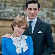 the crown recreates princess diana and princes charles's engagement