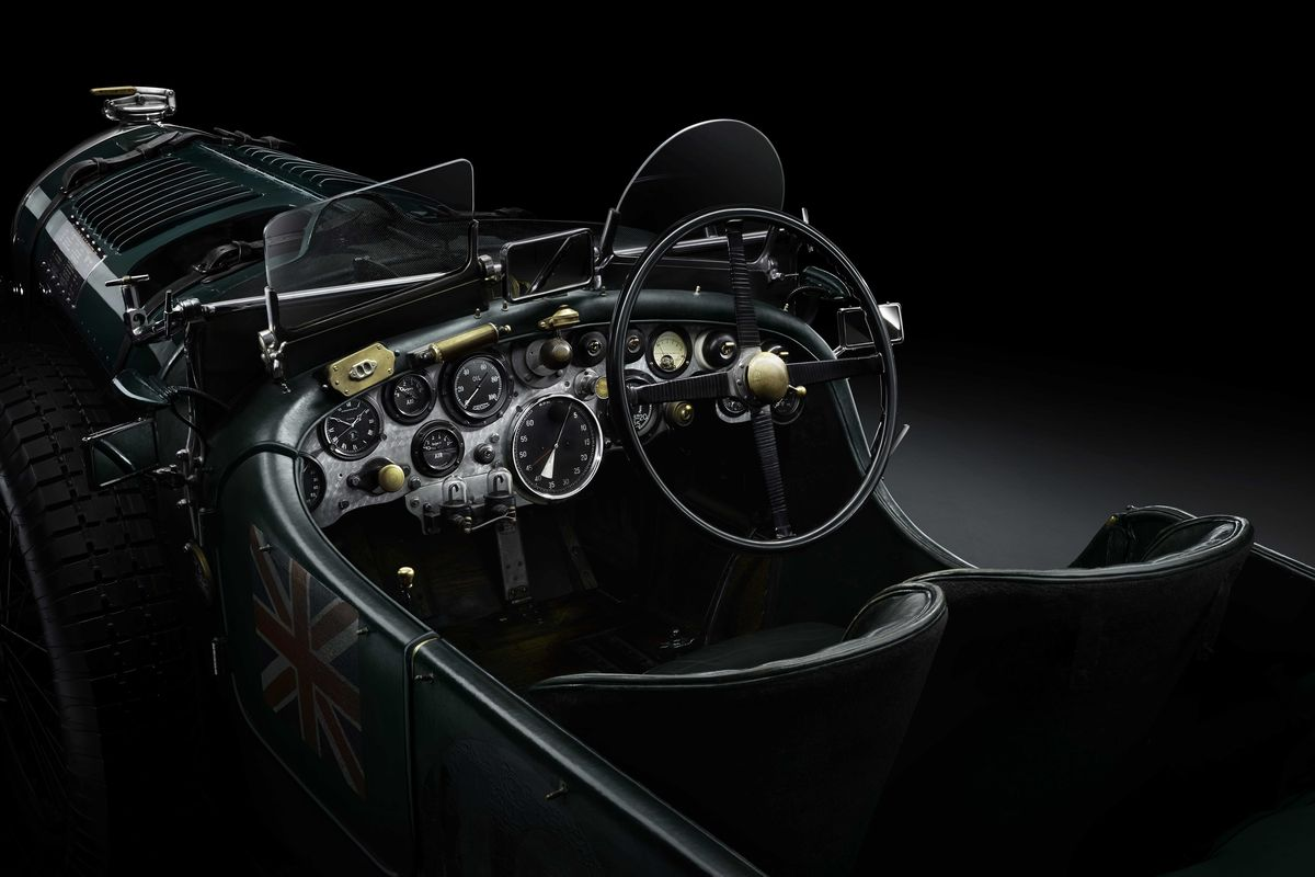 1920s Blower Bentley Reproductions in the Works
