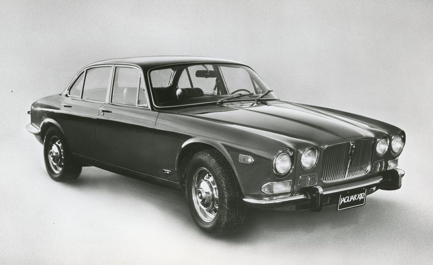 A Visual History of the Jaguar XJ's 50 Years of Elegance - Slide 3