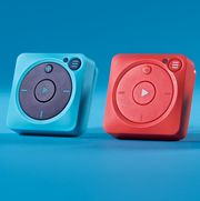 Blue, Product, Technology, Electronic device, Icon, Cameras & optics, Colorfulness, Games,