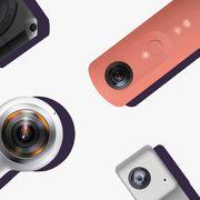 360 degree cameras best 2018