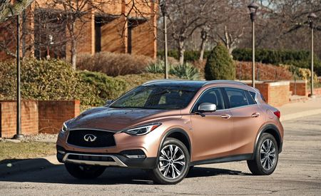 The Infiniti QX30 Gets the Ax as Nissan's Luxury Division Exits the Western European Market