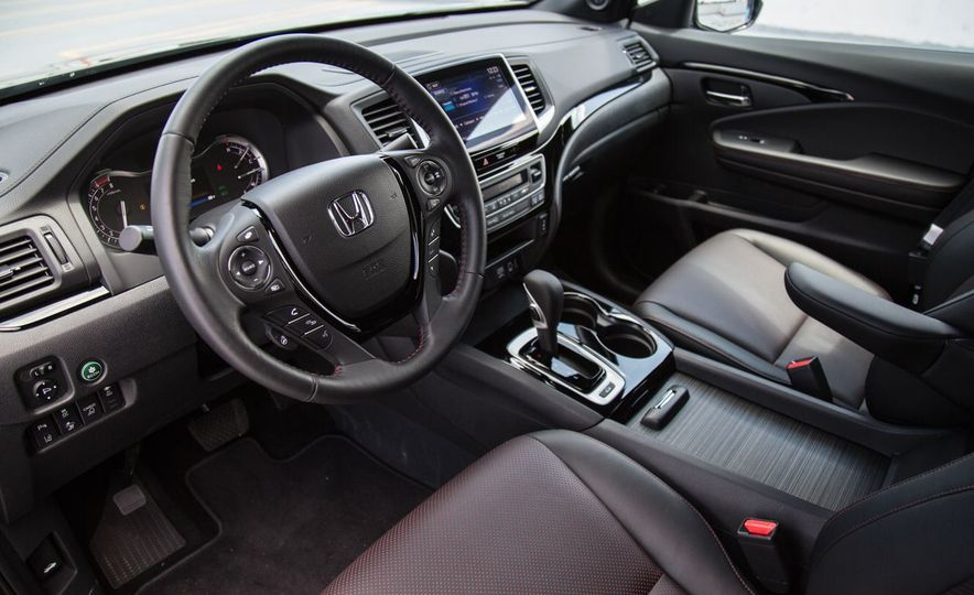The Best Car and Truck Interiors Available in 2018 for Less than $40,000 - Slide 5