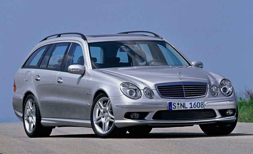 A Visual History of AMG-Modified Mercedes-Benz E-class Wagons - Slide 5