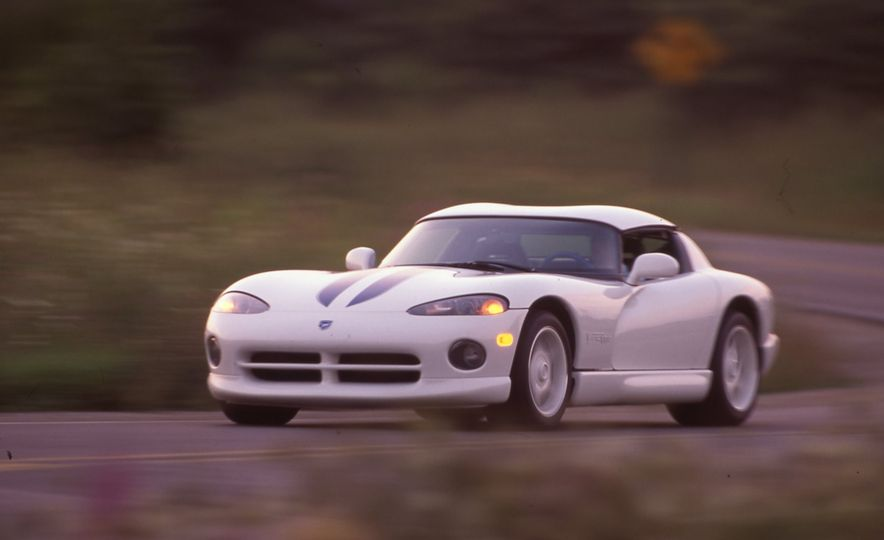 Snake, Recoiled: A Visual History of the Dodge Viper - Slide 5