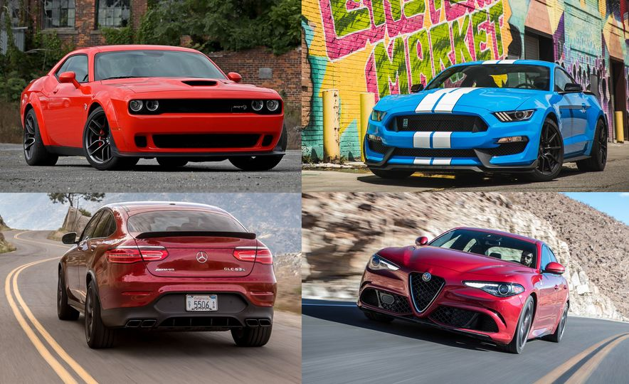 Brutally Economical: The 10 Cheapest Vehicles with 500-Plus Horsepower - Slide 1