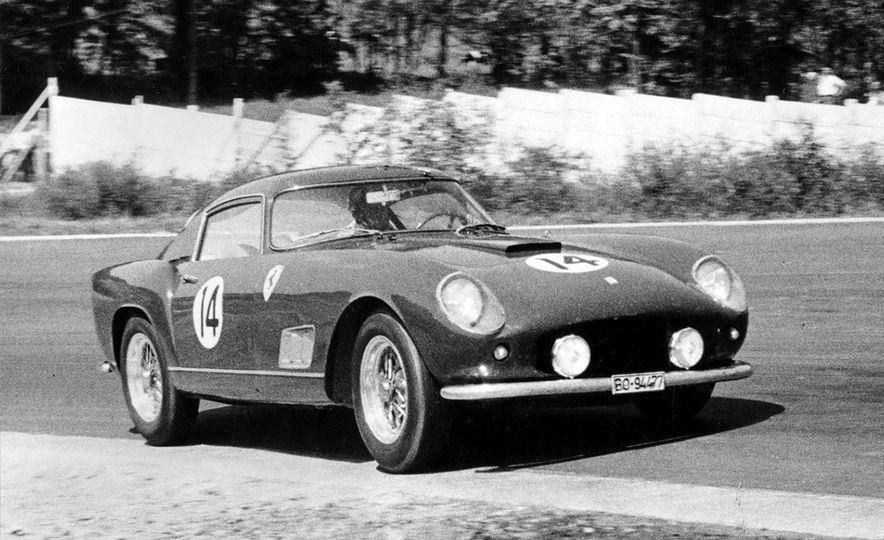 1957 Ferrari 250 GT Berlinetta Competizione 'Tour de France' by Scaglietti - Slide 1
