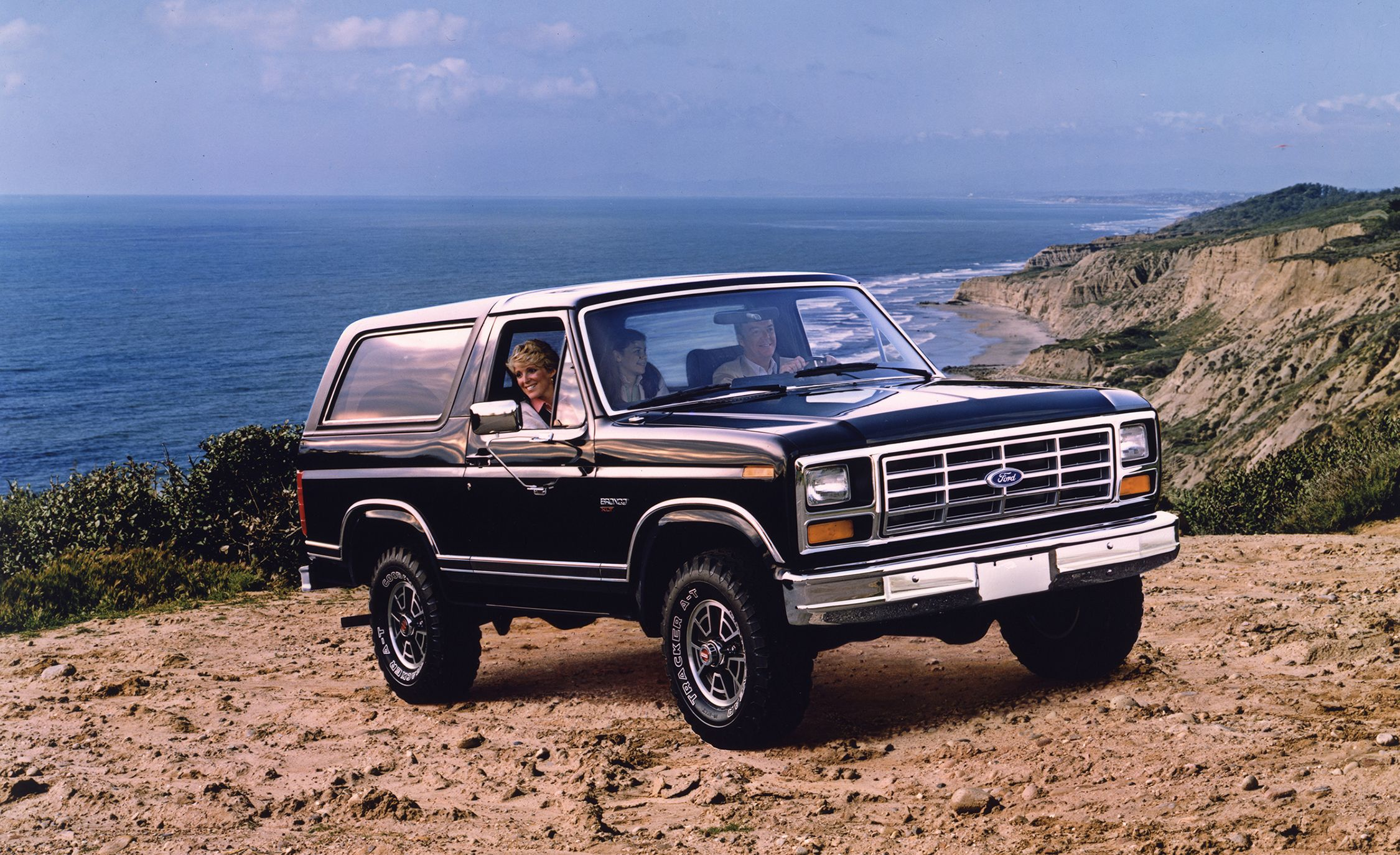 A Visual History Of The Ford Bronco From Trail Crawling To Slow 1980 Ranger Speed Chases