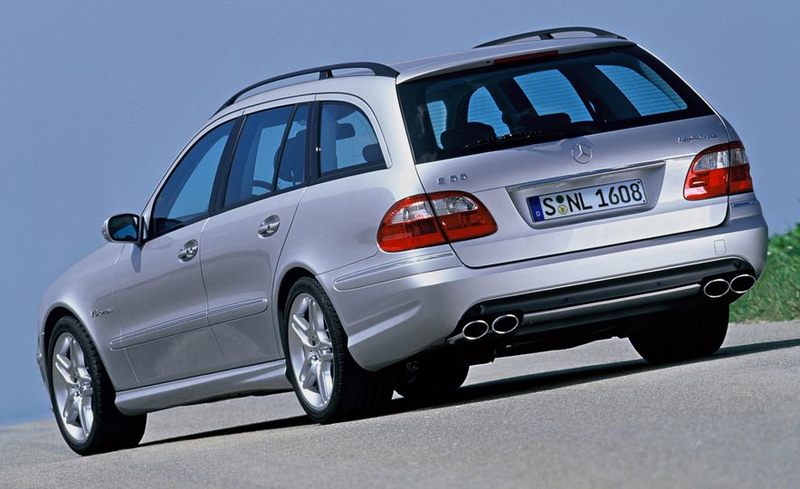 A Visual History of AMG-Modified Mercedes-Benz E-class Wagons - Slide 6