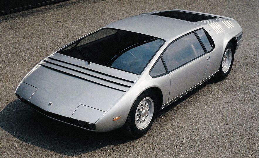 Doorstop Believin': 27 Incredible Concept Cars of the Wedge Era - Slide 7