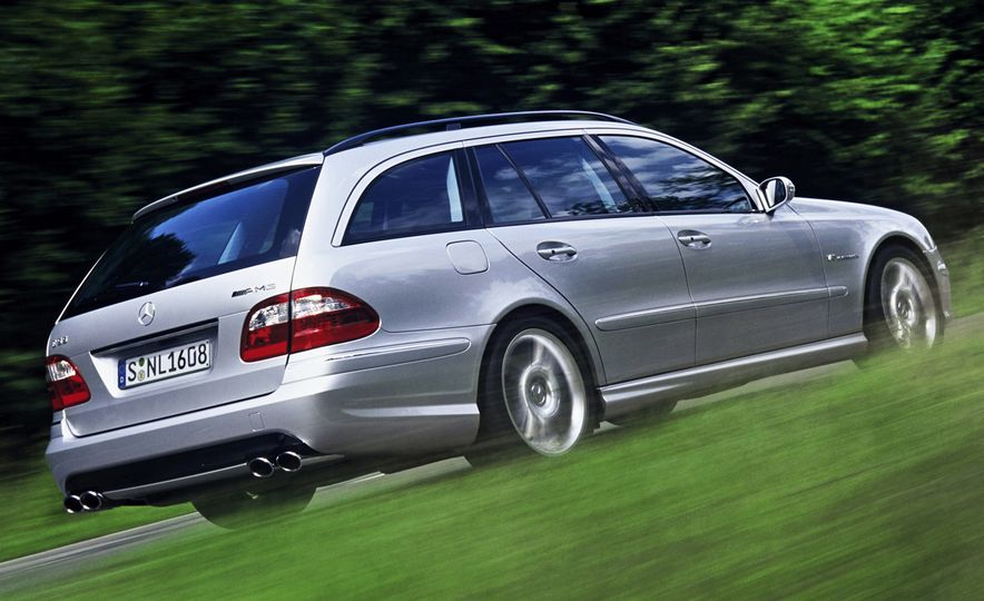 A Visual History of AMG-Modified Mercedes-Benz E-class Wagons - Slide 7