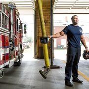 tim boniface in fire station