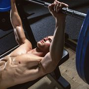 30 minute bench press workout
