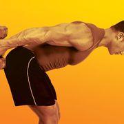 dumbbell slam workout
