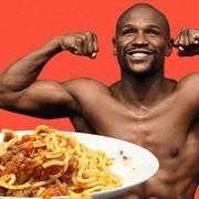 Floyd mayweather diet
