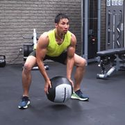 med ball circuit workout