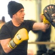 Jonah Hill boxing