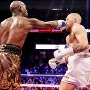 Mayweather went easy on McGregor so he could avoid brain injury