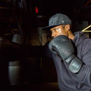 Chisel Your Back with George Foreman III's No-Nonsense Punching Workout