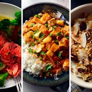 protein-packed microwave meals