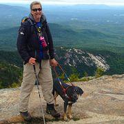 Randy Pierce on mountain