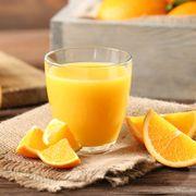 orange juice bad for cold flu