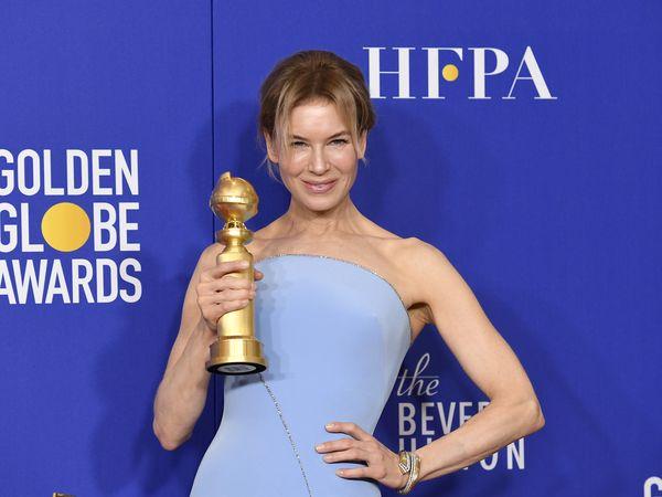 祝・ゴールデングローブ受賞! レネー・ゼルウィガー、パワフルな歌唱力で伝説の女優の心情に迫る