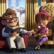 Animated cartoon, Cartoon, Animation, Toy, Room, Adventure game, Media, Furniture, Sitting, Child,