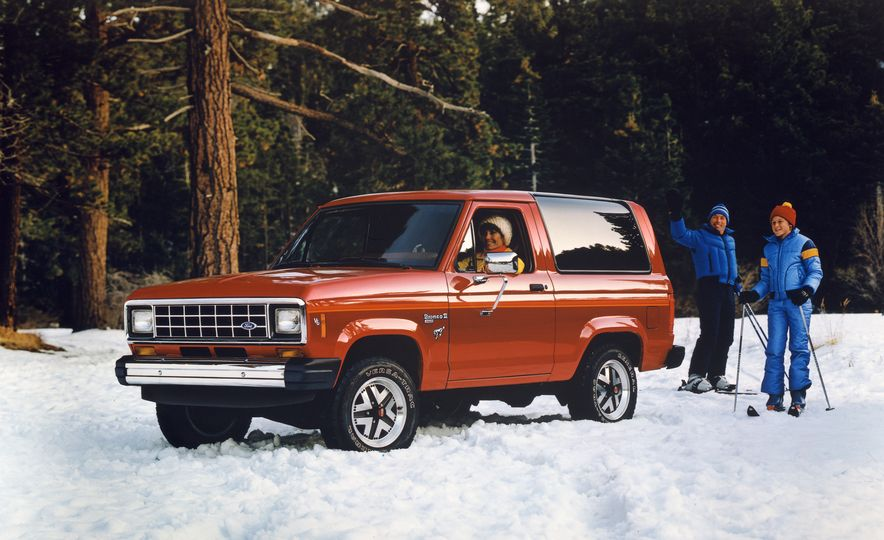 A Visual History of the Ford Bronco, from Trail Crawling to Slow-Speed Chases - Slide 8