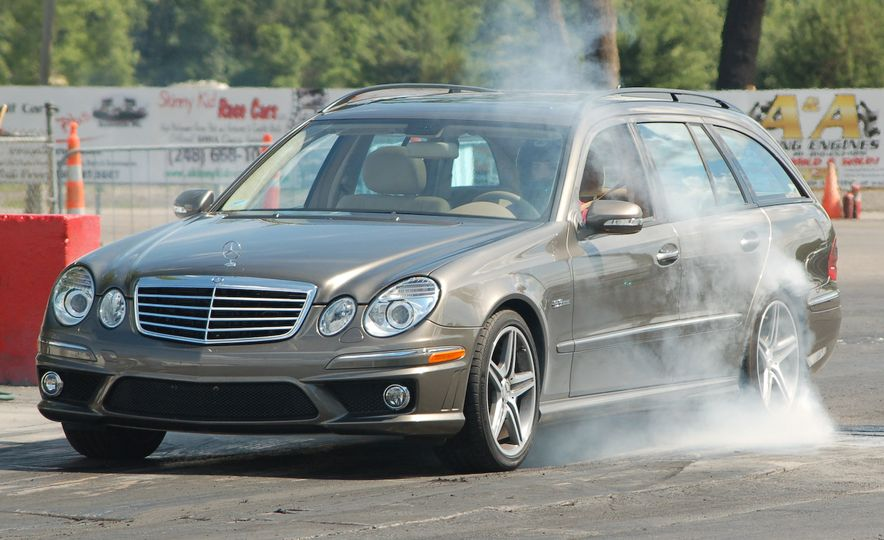 A Visual History of AMG-Modified Mercedes-Benz E-class Wagons - Slide 8