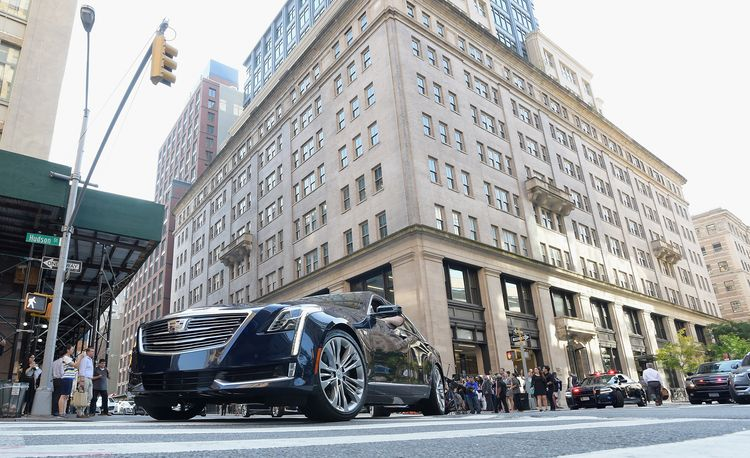 Cadillac Leaving New York and Bringing Headquarters Back to Michigan