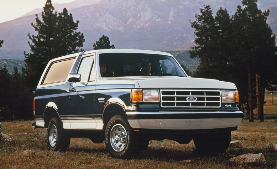 A Visual History of the Ford Bronco, from Trail Crawling to Slow-Speed Chases - Slide 9