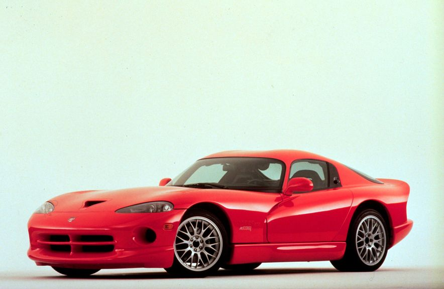 Snake, Recoiled: A Visual History of the Dodge Viper - Slide 9