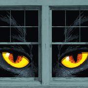 Heat, Window, Eye, Symmetry, Door,