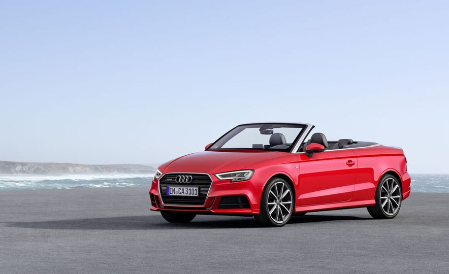 Droptop Roundup: Every Convertible Currently on Sale in the U.S. in 2018 - Slide 4