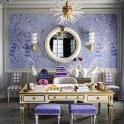 mary mcdonald too faced office   elle decor