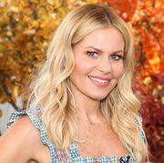 "celebrities visit hallmark channel's ""home  family"""