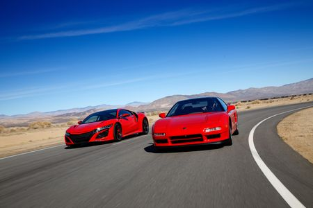 The Acura NSX Revolutionized the Sports-Car Game When It Appeared 30 Years Ago